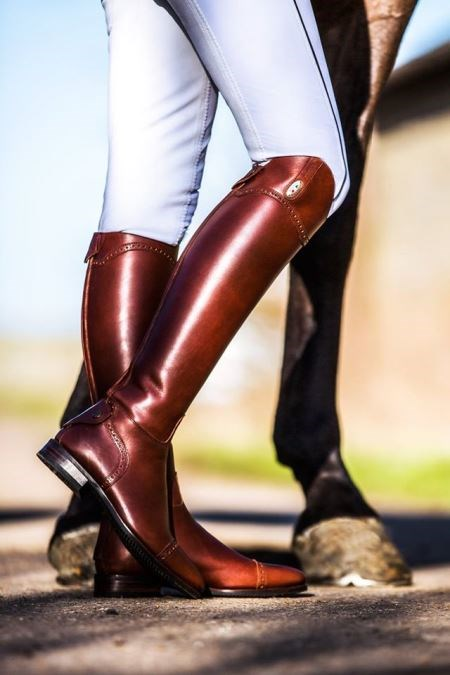 Handmade italian riding boots equiclass for What is bespoke leather