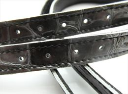 Gray Spur Straps | Image 1