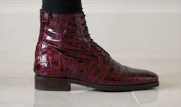 Croc ankle boots | Image 1