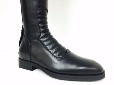 KROMO Slim Ankle Long boots | Image 2