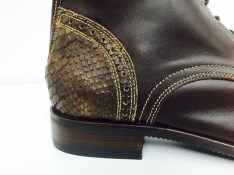 Brown Snakeskin Gold | Image 3